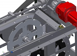 Design turning wheel