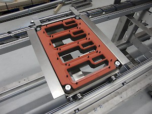 Mould for sealing